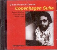 Copenhagen Suite - CD Audio di Chuck Marohnic