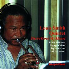 There Goes my Heart - CD Audio di Louis Smith