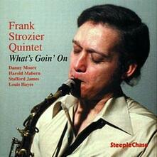 What's Goin' on - CD Audio di Frank Strozier