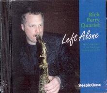 Left Alone - CD Audio di Rich Perry