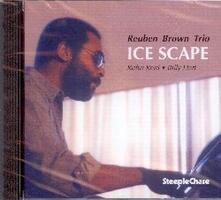 Ice Scape - CD Audio di Reuben Brown