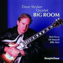 Big Room - CD Audio di David Stryker