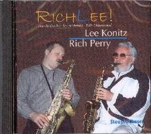 Richlee - CD Audio di Lee Konitz,Rich Perry
