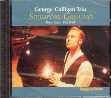 Stomping Ground - CD Audio di George Colligan
