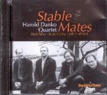Stable Mates - CD Audio di Harold Danko