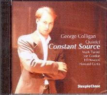 Constant Source - CD Audio di George Colligan