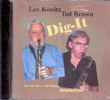Dig-it - CD Audio di Lee Konitz,Ted Brown