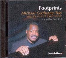 Footprints - CD Audio di Michael Cochrane