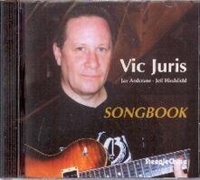 Songbook - CD Audio di Vic Juris