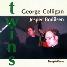 Twins - CD Audio di Jesper Bodilsen,George Colligan