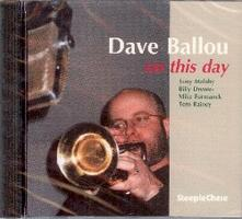 On This Day - CD Audio di Dave Ballou