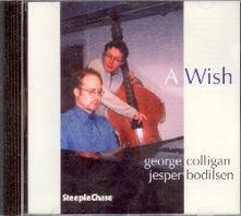 A Wish - CD Audio di Jesper Bodilsen,George Colligan