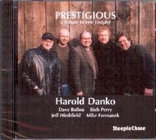 Tribute to Eric Dolphy - CD Audio di Harold Danko