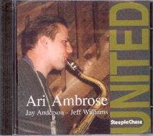United - CD Audio di Ari Ambrose