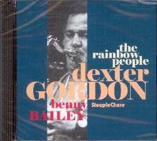 The Rainbow People - CD Audio di Dexter Gordon