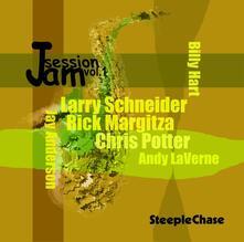 Jam Session 1 - CD Audio di Larry Schneider