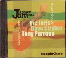Jam Session 2 - CD Audio di Vic Juris
