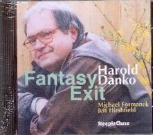 Fantasy Exit - CD Audio di Harold Danko