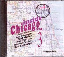 Inside Chicago vol.3 - CD Audio di Von Freeman,Brad Goode