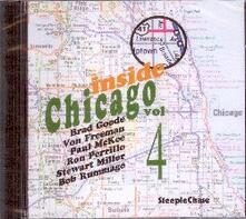 Inside Chicago vol.4 - CD Audio di Von Freeman,Brad Goode