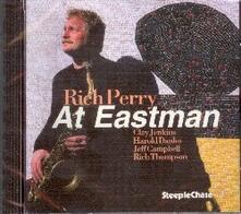 At Eastman - CD Audio di Rich Perry