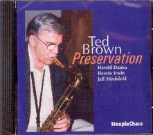 Preservation - CD Audio di Ted Brown