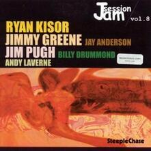 Jam Session vol.8 - CD Audio