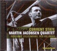 Current State - CD Audio di Martin Jacobsen
