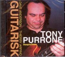 Guitarisk - CD Audio di Tony Purrone