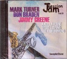 Jam Session vol.9 - CD Audio