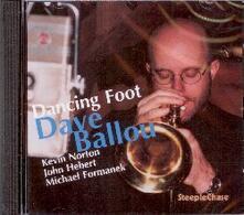 Dancing Foot - CD Audio di Dave Ballou
