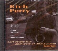 East West - CD Audio di Rich Perry