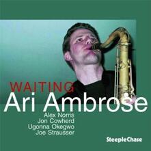 Waiting - CD Audio di Ari Ambrose