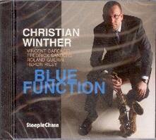 Blue Function - CD Audio di Christian Winther