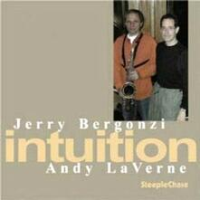 Intuition - CD Audio di Jerry Bergonzi,Andy LaVerne