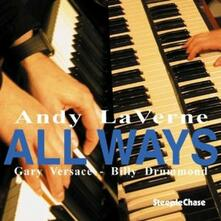 All Ways - CD Audio di Andy LaVerne