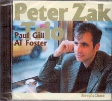 Peter Zak Trio - CD Audio di Peter Zak