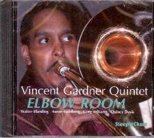 Elbow Room - CD Audio di Vincent Gardner