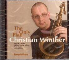 The Only Plan - CD Audio di Christian Winther