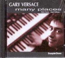 Many Places - CD Audio di Gary Versace