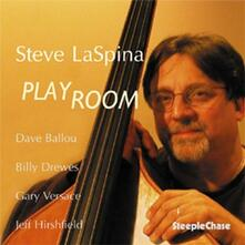 Play Room - CD Audio di Steve LaSpina