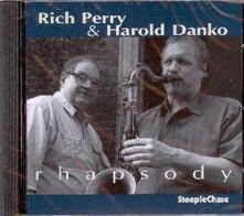 Rhapsody - CD Audio di Harold Danko,Rich Perry