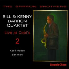 Live at Cobi's 2 - CD Audio di Kenny Barron,Bill Barron