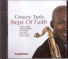 Steps of Faith - CD Audio di Gregory Tardy