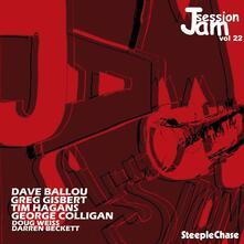 Jam Session vol.22 - CD Audio di Tim Hagans,George Colligan,Dave Ballou,Greg Gisbert