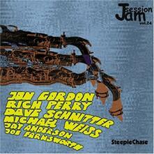 Jam Session vol.24 - CD Audio
