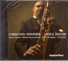 Soul House - CD Audio di Christian Winther