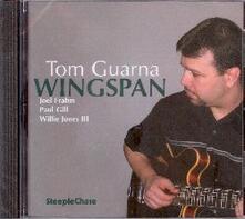Wingspan - CD Audio di Tom Guarna