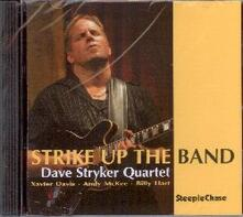 Strike Up the Band - CD Audio di David Stryker