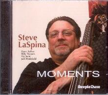Moments - CD Audio di Steve LaSpina